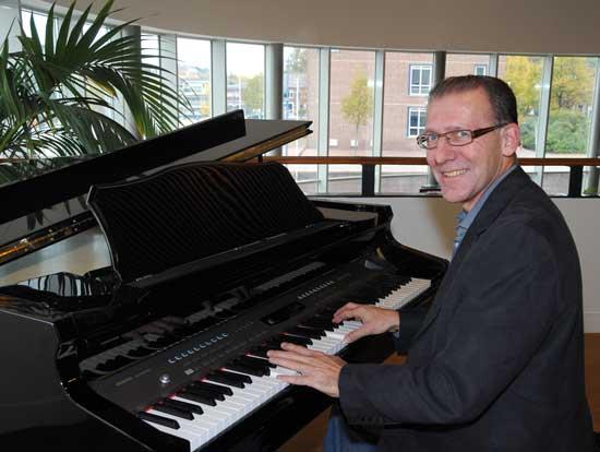 Pianist - Martin Boskamp